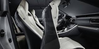 new lexus rcf interior lexus rc f review carwow