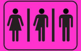 bathroom confusion gathering momentum