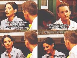 friends late thanksgiving i love this episode because there u0027s some foreshadowing with monica