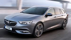 vauxhall insignia wagon 2017 vauxhall insignia sports tourer estate review youtube