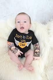 baby boy sleeve bodysuit sassy locks