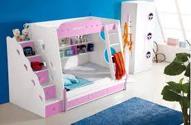 Conforama Schlafzimmer Set Etagenbett Hochbett Tim Weiss Blau Ebay