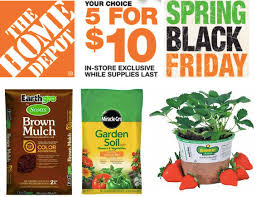 home depot black friday 5 foot ladder sale home depot black friday spring sale u003d amazing deals miracle grow