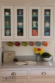 Painted Kitchen Cabinets Colors by Custom Kitchen Cabinets Painted With Milk Paint
