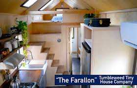tumbleweed homes interior non loft sleeping the new tumbleweed farallon tiny house