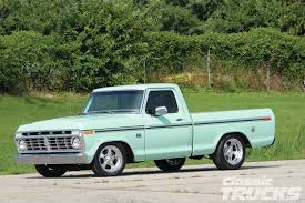 Classic Ford Truck Beds - 1976 ford f 100 snow job rod network