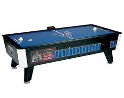 hockey time air hockey table great american 8 foot face off air hockey table buy now in time for