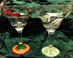 martini glass painting marybeth reed ma ct contact 413 426 2319 paintcraze