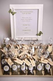 tea wedding favors favors gifts photos leaf tea favor inside weddings