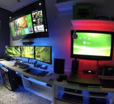 Ultimate Gamer Setup I Don U0027t Think I Would Ever Leave The House If I Had This Get Your