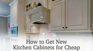 where can you get cheap cabinets how to get new kitchen cabinets for cheap knotty alder
