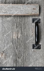 Distressed Barn Door by Distressed Rustic Barn Wood Door Handle Stock Photo 130794674