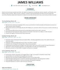 banking resume exles bank teller resume sle resumelift