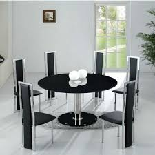 round kitchen table seats 6 modern round dining table for 6 black chairs round tables set round