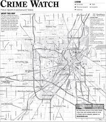 Bgsu Campus Map Suburban Crime Log 2 3 The Blade
