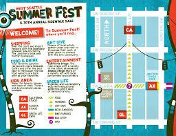 Seattle Map Pdf by West Seattle Blog U2026 West Seattle Sunday Summer Fest Finale Ws