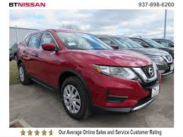 nissan rogue ground clearance new 2017 nissan rogue s sport utility in vandalia n17t135 beau