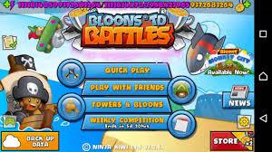 bloons td battles apk bloons td battles mod apk 3 3 1