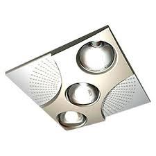 bathroom fan heat light combination vent heater exhaust modish