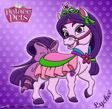 disney princess palace pet coloring page of mulan u0027s pony lychee