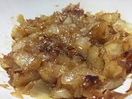 cuisine sermes ceba caramelitzada recipe what a meal