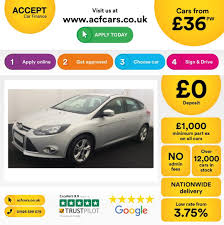 used ford focus cars for sale in liverpool merseyside motors co uk