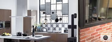 atelier cuisine caen cuisine esprit atelier cuisines caen acier béton ciré verrière