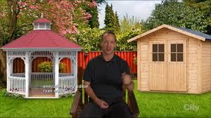 gary u0027s gazebos and sheds fake ad modern family youtube