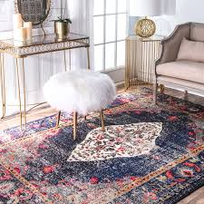 Navy Area Rug Paradiso Navy Area Rug Reviews Joss