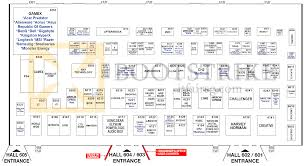 100 trade show floor plan new and used modular buildings