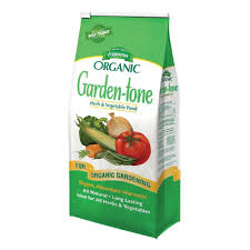 espoma 8 lb garden tone herb and vegetable food 100047170 the