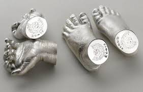 baby silver gifts or just creepy pippa s 7 000 christening keepsake