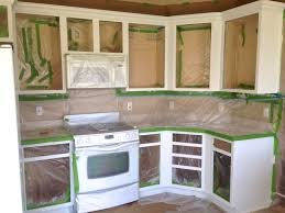 Can You Spray Paint Kitchen Cabinets by How To Paint Kitchen Cabinets Hirerush Blog