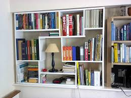How To Make A Wood Shelving Unit by A Shelf Unit Made From Leftover Pieces Of Wood 5 Steps With