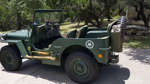 ww2 jeep front willys mb