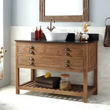 Bathroom Vanity With Farmhouse Sink Vanities Farmhouse Sink Vanity Barnwood Vanity Rustic Bathroom