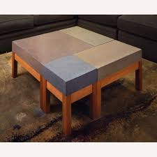 trendy concrete coffee tables 101 diy concrete coffee table base a