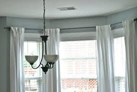 Swing Arm Curtain Rod Swing Arm Curtain Rod Lowes Plain Ideas Awesome Design Door