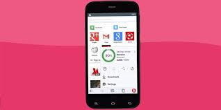 Opera Mini Opera Mini Browser Android Has A New Data Saving Mode