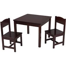 dining set kidkraft farmhouse table and chair set kid kraft
