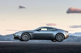 2017 aston martin db11 2017 aston martin db11 official images leaked before gims