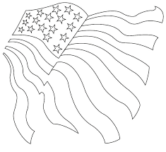us flag coloring page american flag coloring page free flags coloring pages of