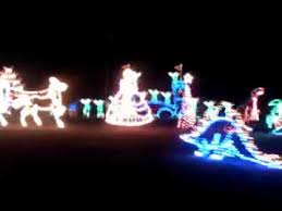 christmas lights in maryland christmas light show at ocean city maryland youtube