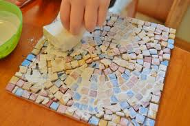 interesting simple mosaic tile designs images about mosaics on