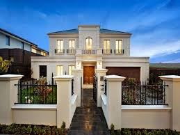 Best Facade Images On Pinterest House Facades Facade Design - Exterior design homes