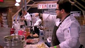 top chef cuisine top chef gets back to the basics mostly with a serving of rocky