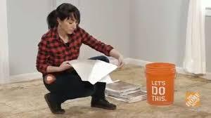 how to install self stick vinyl floor tile flooring how to