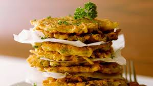 recette de cuisine pomme de terre galettes de pommes de terre aux lardons facile et pas cher