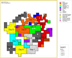 What Is A Physical Map Megadungeon Monday Maps For Design Maps For Presentation The