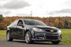 chevrolet ss 2016 chevrolet ss review doubleclutch ca
